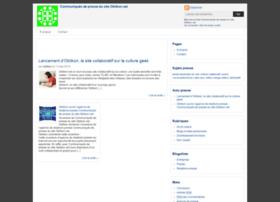 oblikon.agence-presse.net