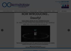 ocdermatology.com