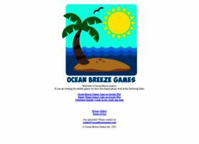 oceanbreezegames.com