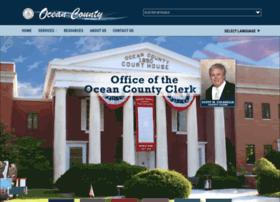 oceancountyclerk.com