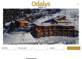 odalys-patrimoine.com