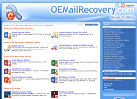 oemailrecovery.com