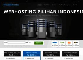 officialwebhosting.net