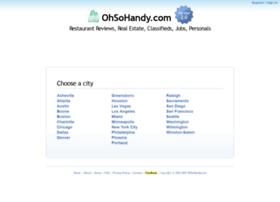 ohsohandy.com