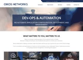 oikosnetworks.com