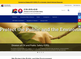 oil.cdle.state.co.us