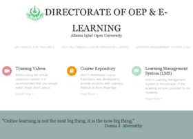 olive.aiou.edu.pk