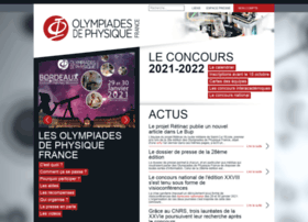 olympiades-physique.in2p3.fr