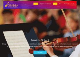 omegamusic.co.uk