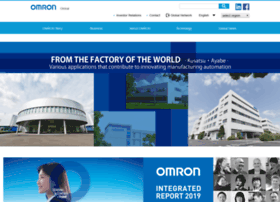 omron.com