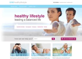 onehealthylifestyle.com