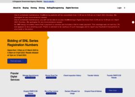 Onemotoring.com.sg