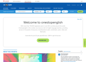 onestopenglish.com