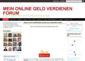 online-geld-verdienen-forum.ning.com
