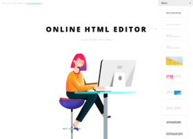 online-html-editor.org