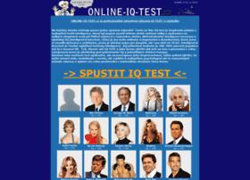 online-iq-test.cz
