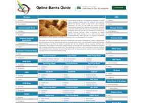 onlinebanksguide.com