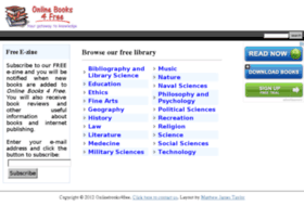 onlinebooks4free.com