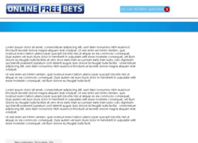 onlinefreebets.co.uk