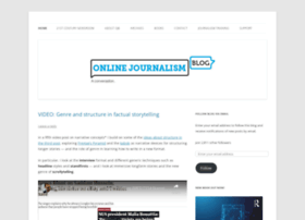 onlinejournalismblog.com