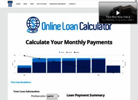 onlineloancalculator.org