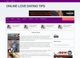 onlinelovedatingtips.com