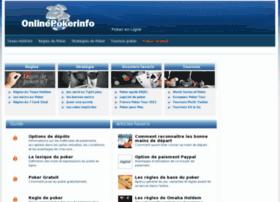 onlinepokerinfo.fr