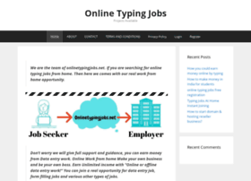 onlinetypingjobs.net
