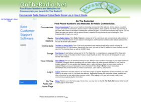 Ontheradio.net