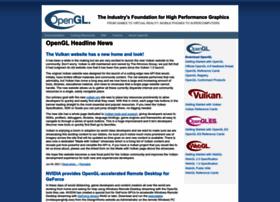 opengl.org