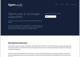 openlaszlo.org
