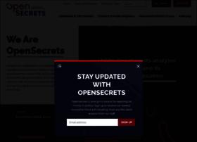 opensecrets.org