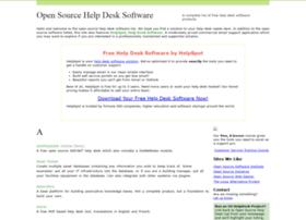 Opensourcehelpdesklist.com