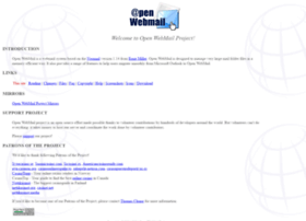 openwebmail.org