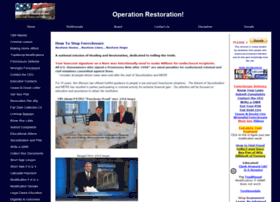 Operationrest.org