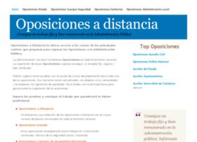 oposicionesdistancia.net