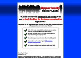 opportunity-seeker-leads.com