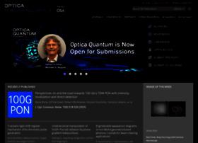 Opticsinfobase.org
