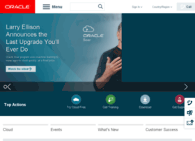Oracle.co.uk