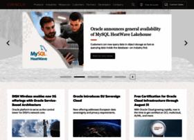 Oracle.com