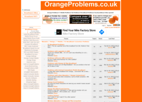 orangeproblems.co.uk