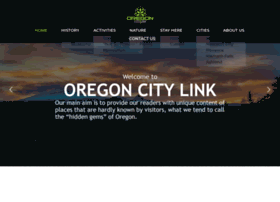 oregoncitylink.com