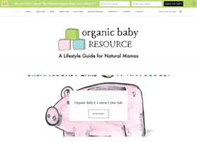 organic-baby-resource.com