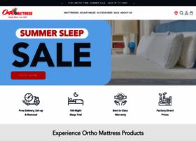 orthomattress.com