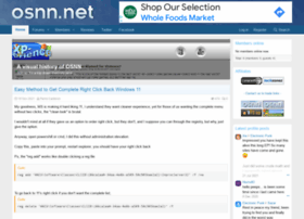 osnn.net