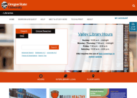 osulibrary.oregonstate.edu