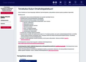 Oulunomahoito.fi