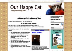 our-happy-cat.com