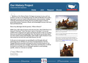 ourhistoryproject.com