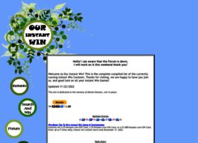Ourinstantwin.com